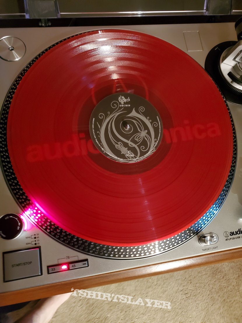 Opeth: Orchid colored vinyl