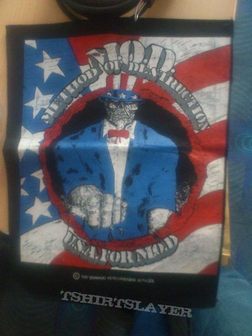 M.O.D Backpatch