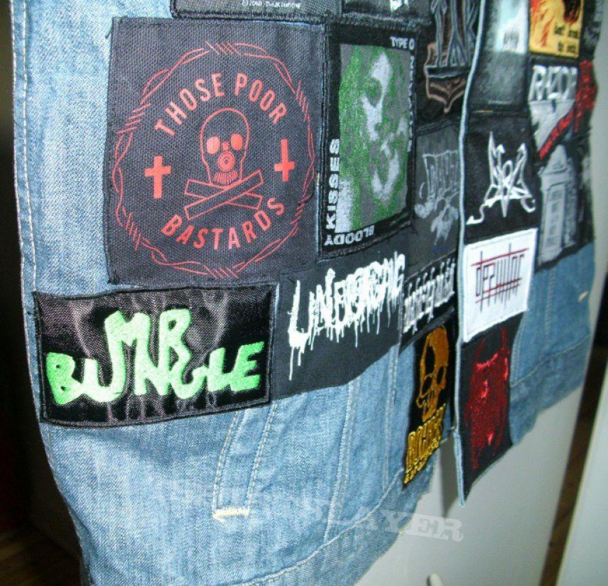 Battle Jacket - My Second Metal Vest