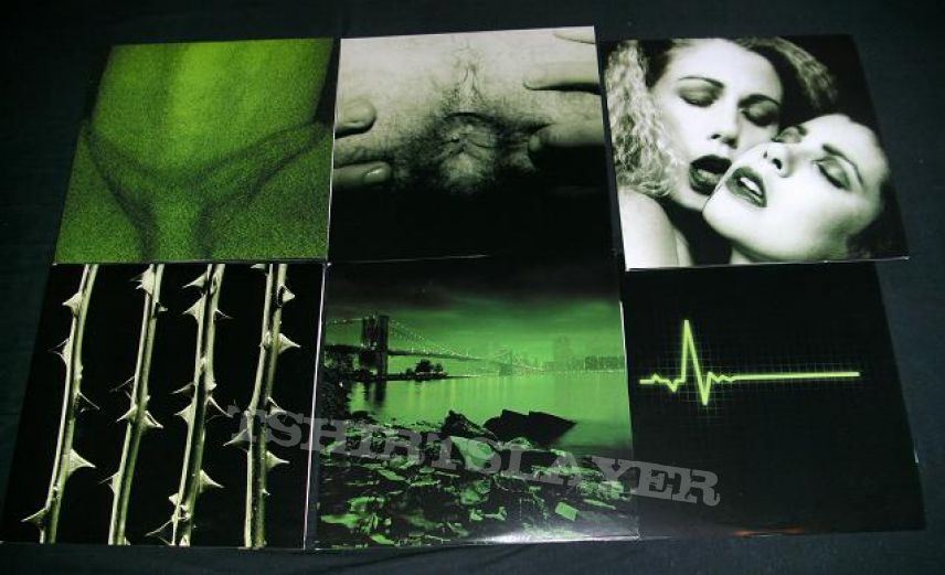 Type O Negative Vinyl Boxset Tshirtslayer Tshirt And