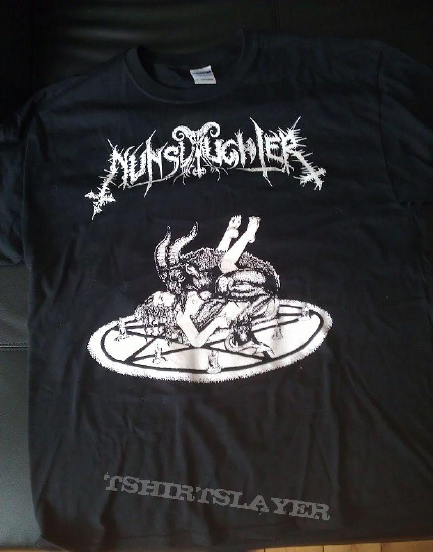 TShirt or Longsleeve - Nunslaughter shirt