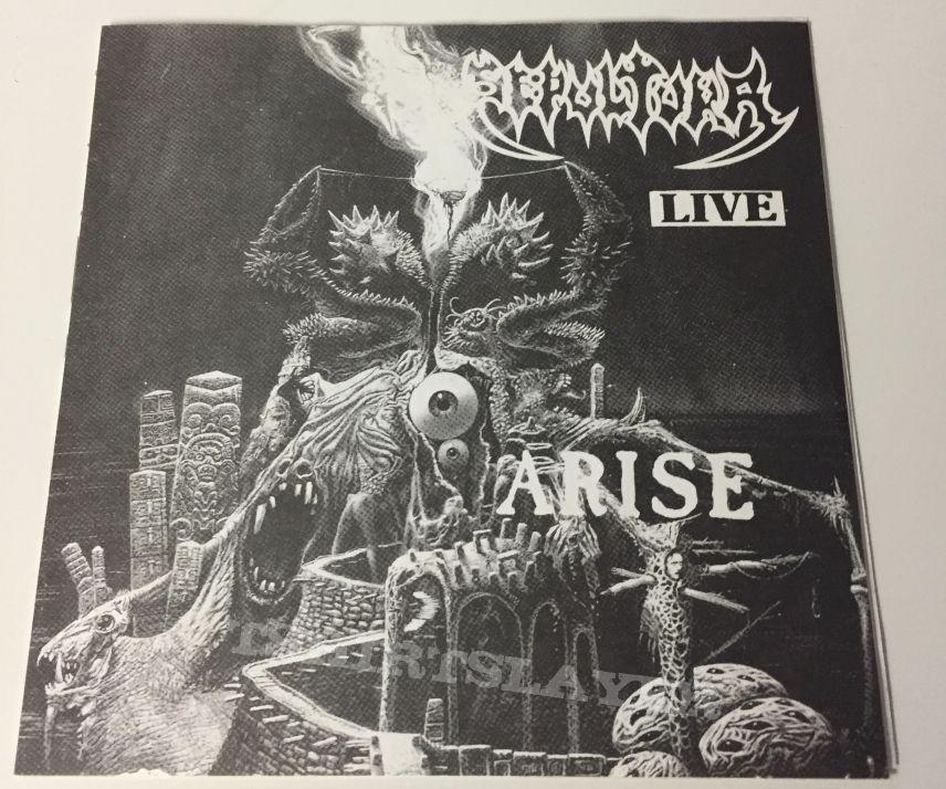 Sepultura (7) Arise Live