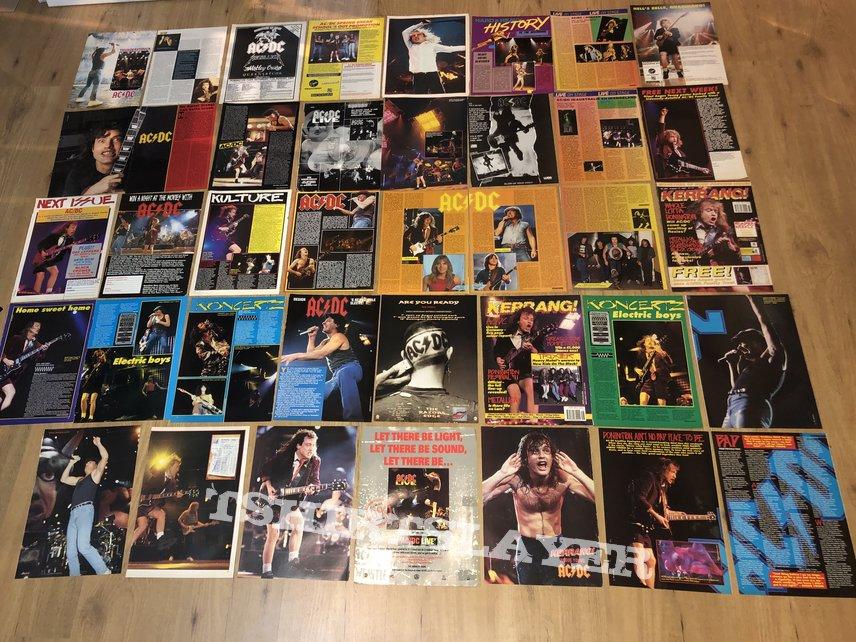 AC/DC Paper stuff