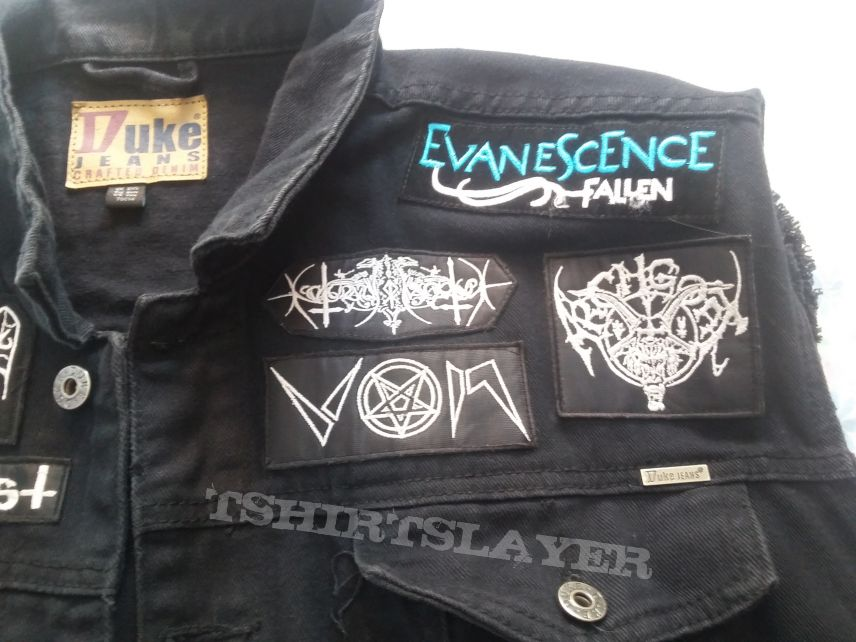 Metal Dévotion Jacket - Modification and Update Part III