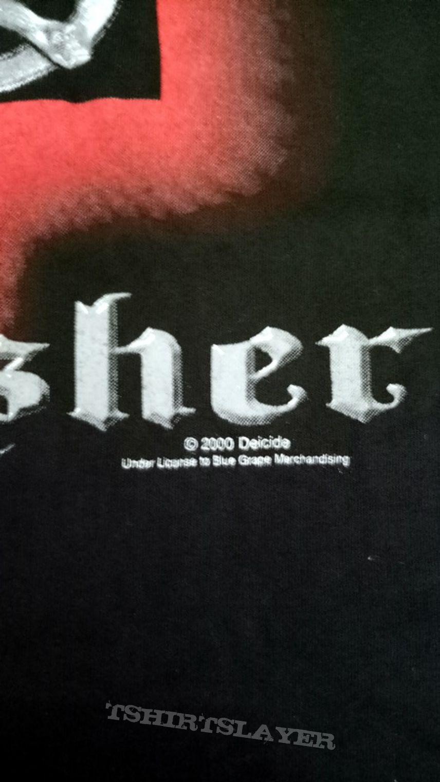 """Deicide """"BibleBasher"""" T-Shirt"""