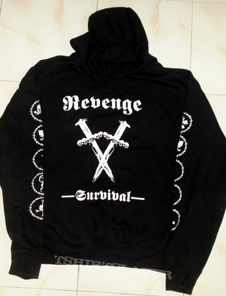 """Revenge(Can) """"Infiltration.Downfall.Death"""" HD NM L"""