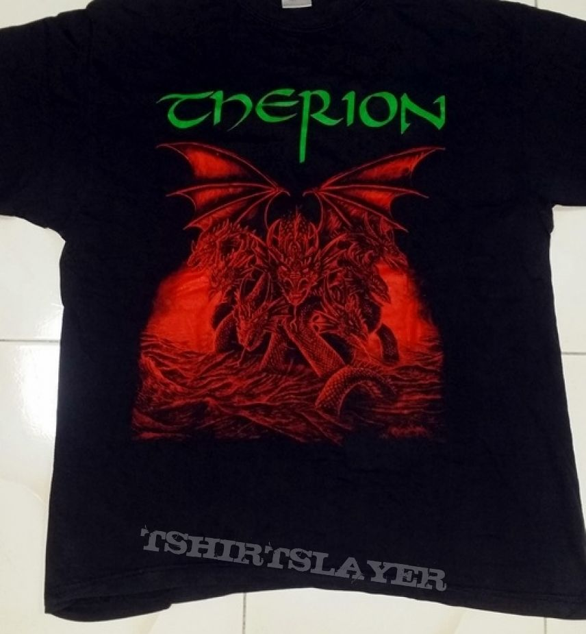 "Therion(Swe) ""Lepaca Kliffoth"" TS VG XL"
