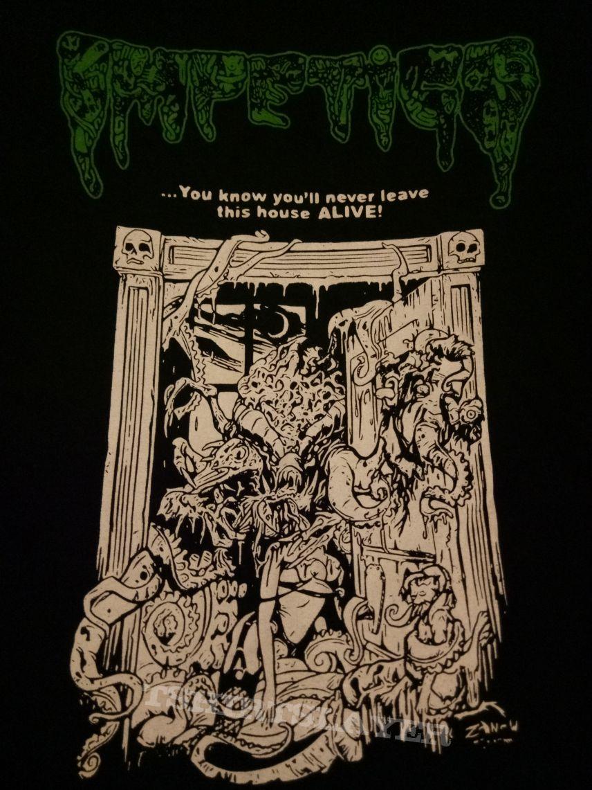 "Impetigo ""Intense Mortification"" T-Shirt"