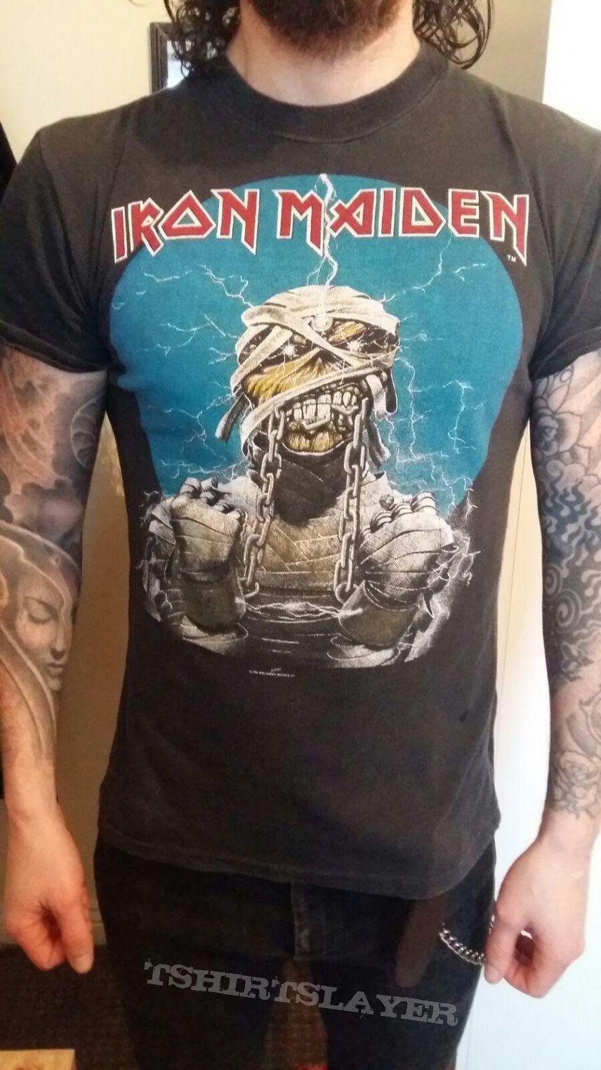 Iron Maiden - World Slavery Tour