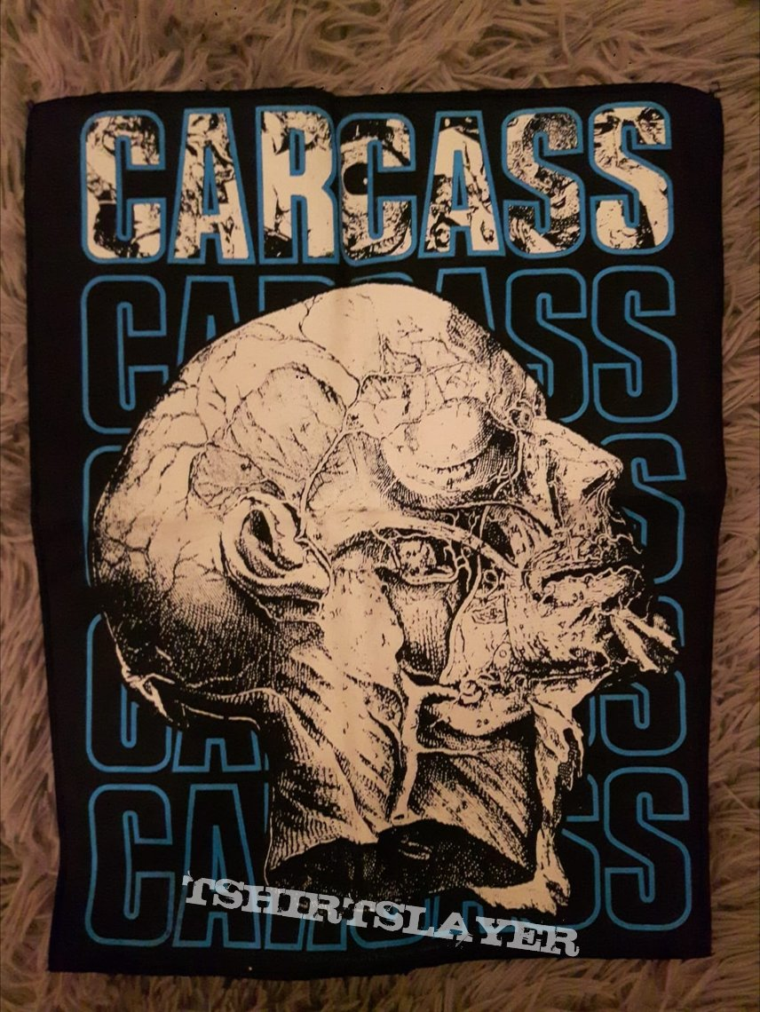 Carcass Backpatch