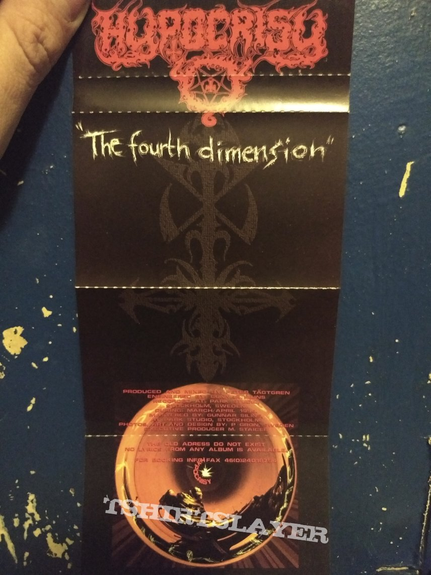 """Tape Hypocrisy - """" The Fourth Dimension """""""