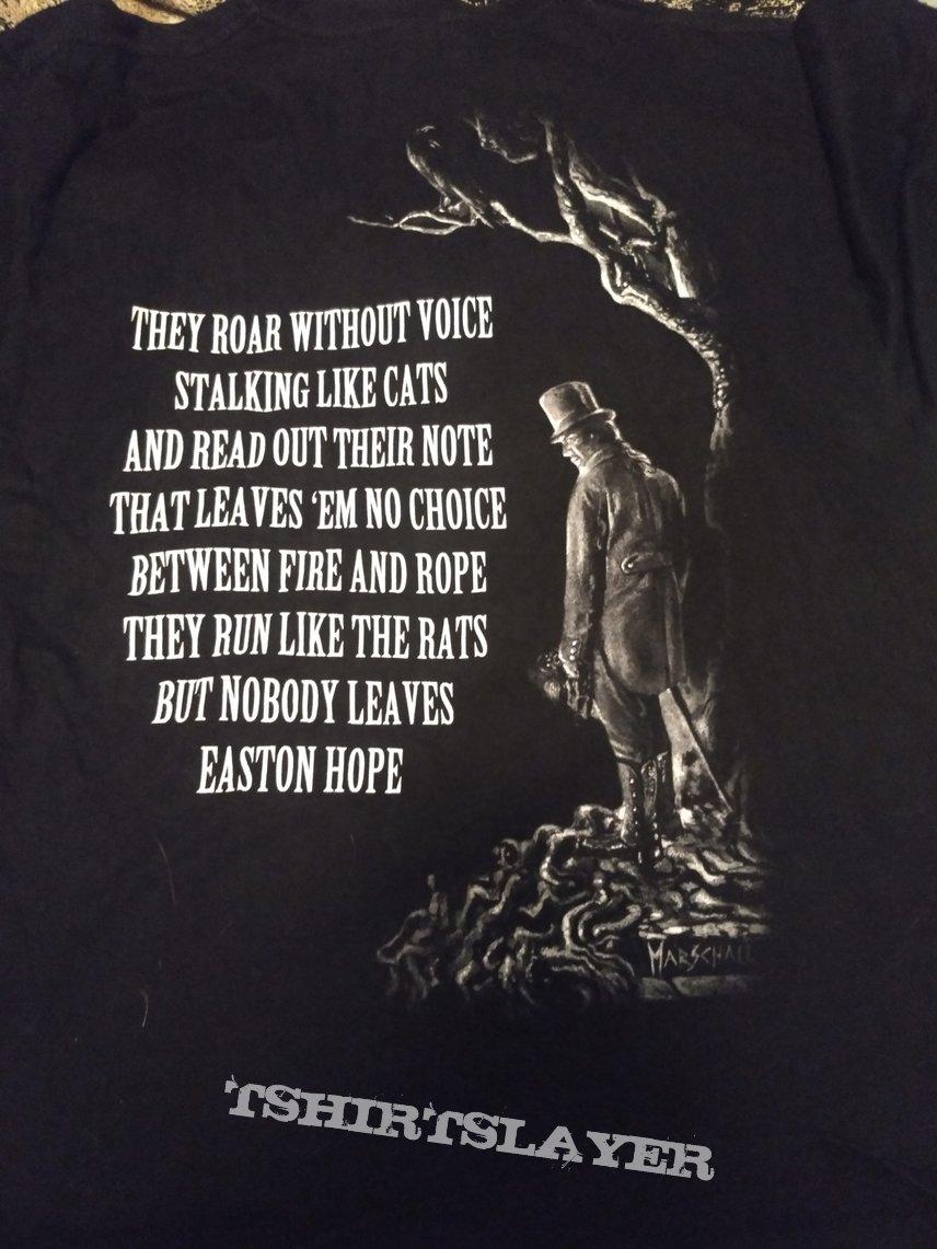 """T Shirt Orden Ogan - """" Easton Hope """""""