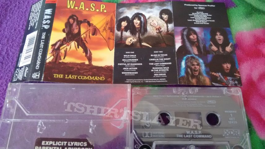 """W.A.S.P. - """" The Last Command"""""""
