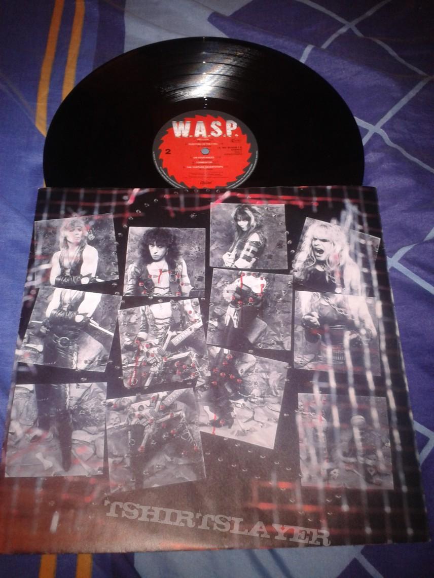 "Vinyl W.A.S.P. - ""W.A.S.P."""