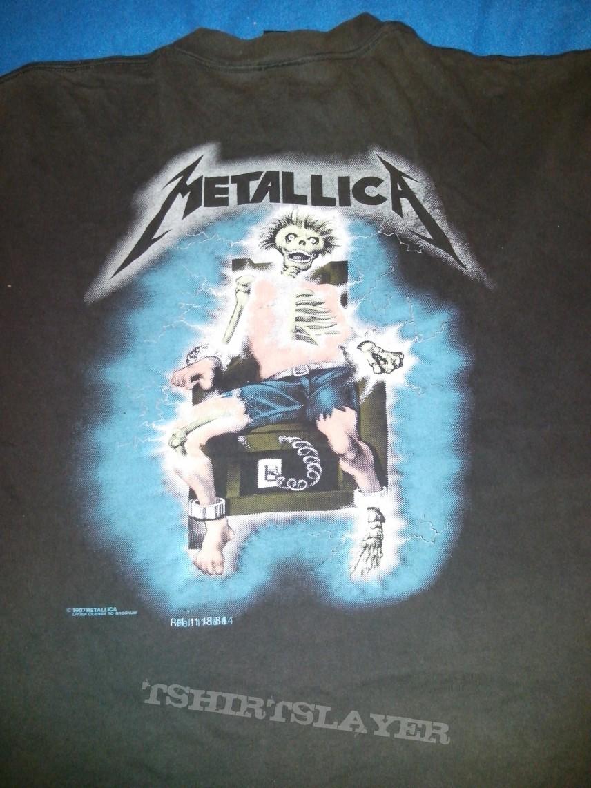"""Tshirt Metallica - """" Kill`em All"""""""