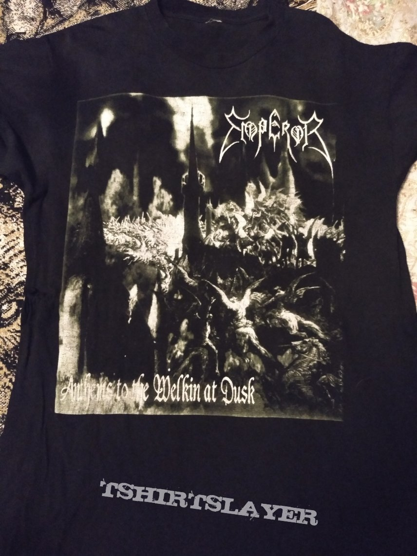 """T Shirt Emperor - """" Anthems to the Welkin at Dusk """""""