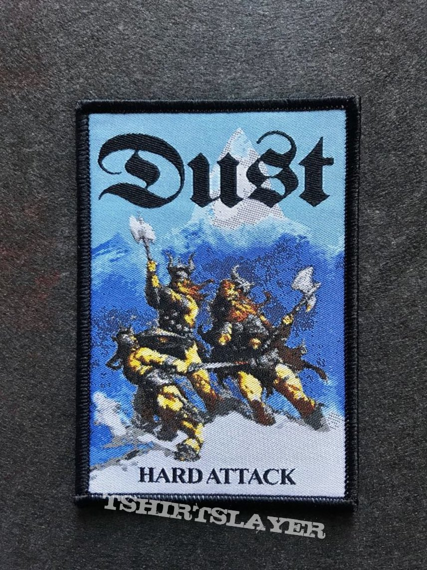 Dust - Hard Attack Patch