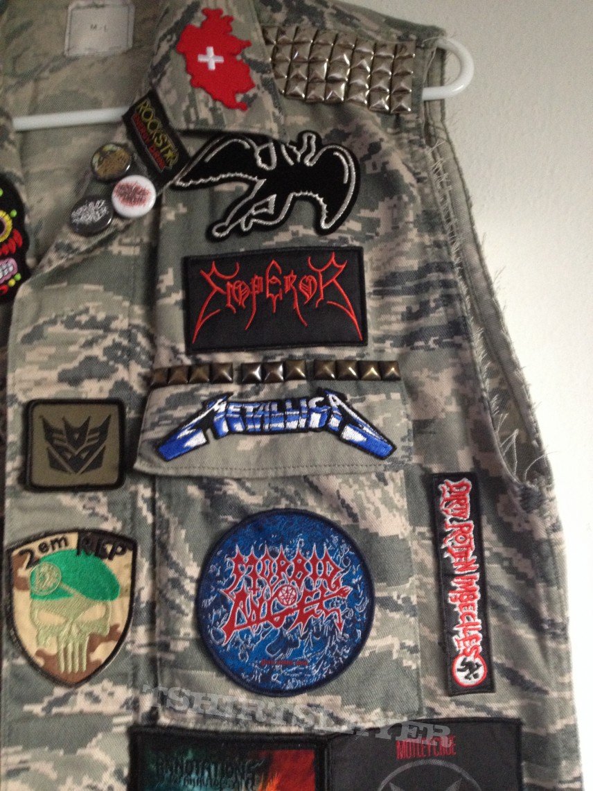 ABU Battle Vest (updated 24 May 2014)
