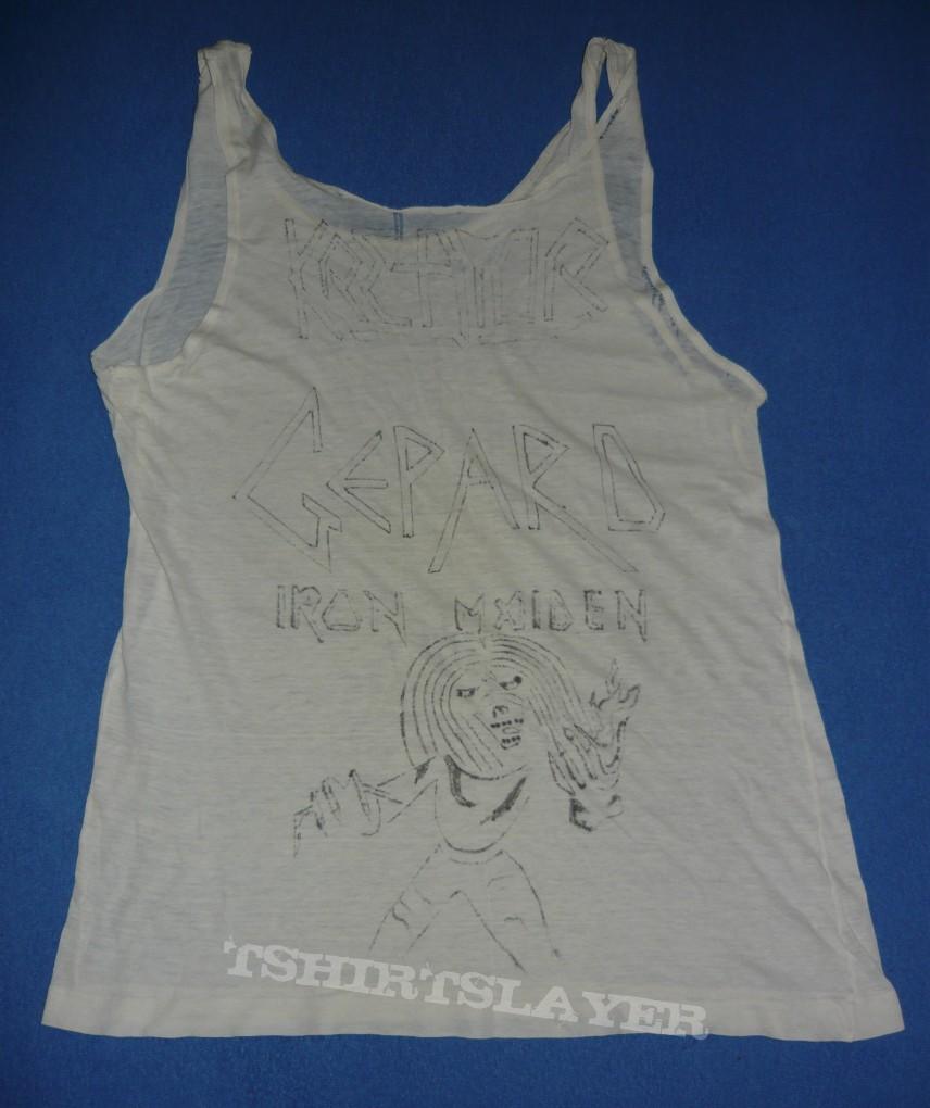 D.I.Y. Metal t-shirt