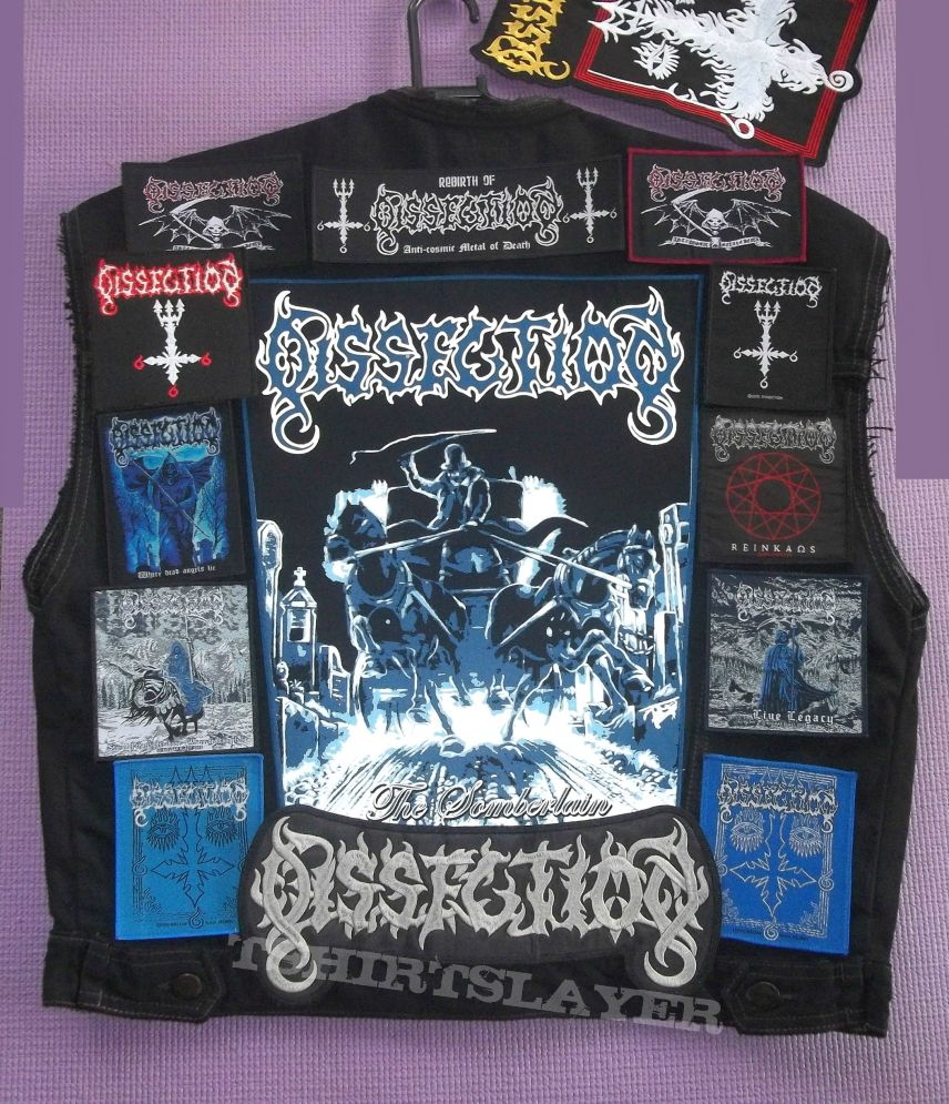 Dissection battle jacket #3