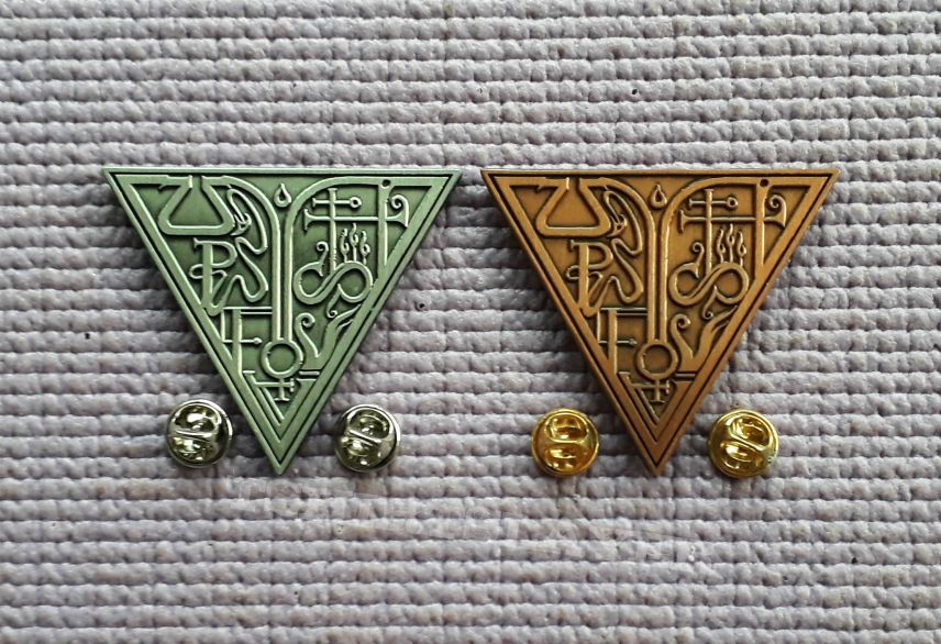 Urfaust metal PIN!!