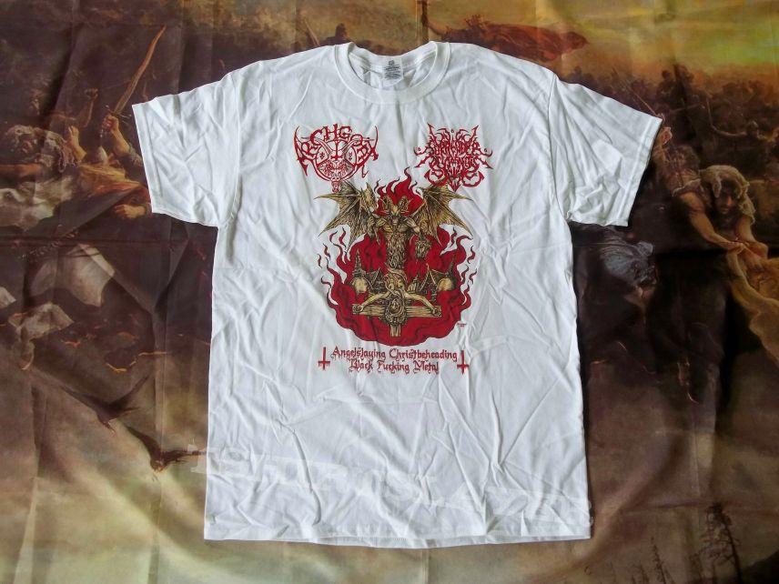 ARCHGOAT, Surrender Of Divinity split shirt