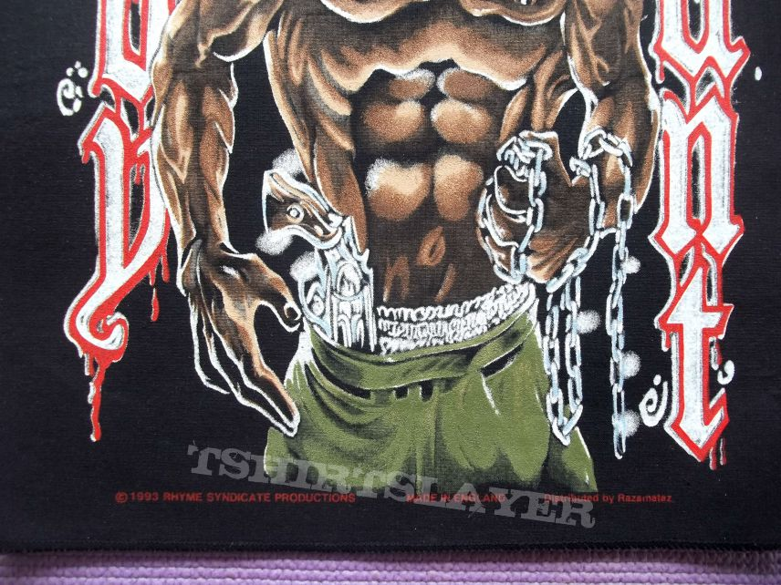 Body Count Cop Killer back patch!!