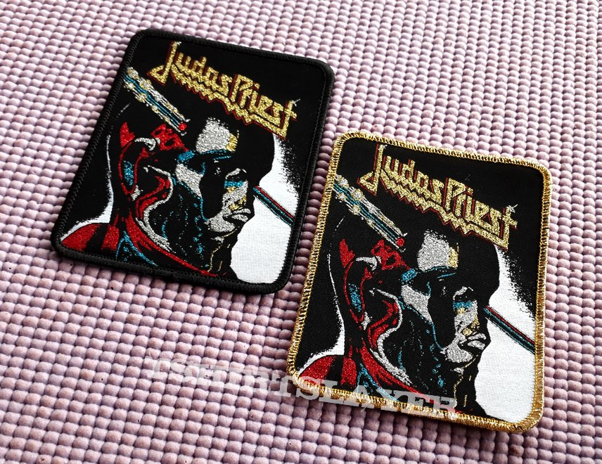 Judas Priest Stained Class Patches
