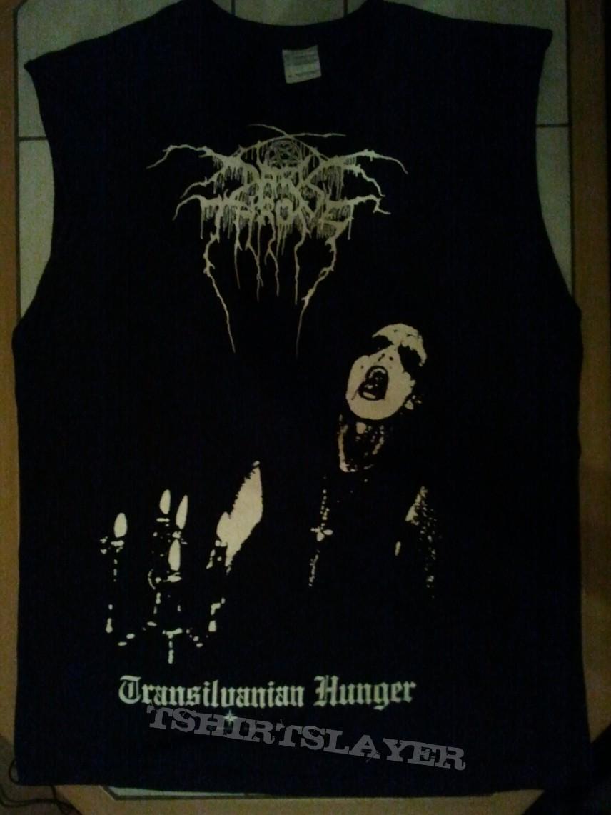 Darkthrone Transilvanian Hunger Shirt