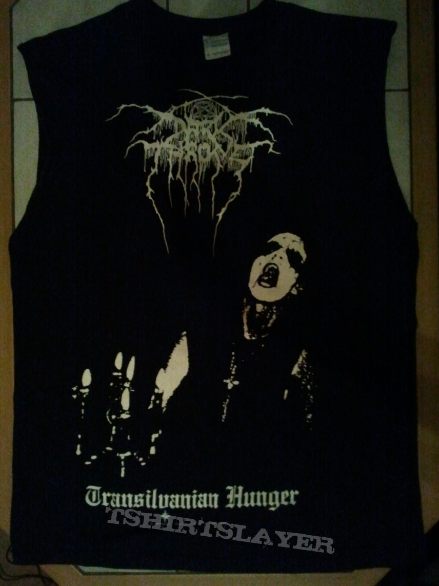 Darkthrone Transilvanian Hunger Shirt