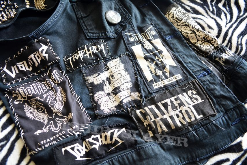 My old (first) jacket