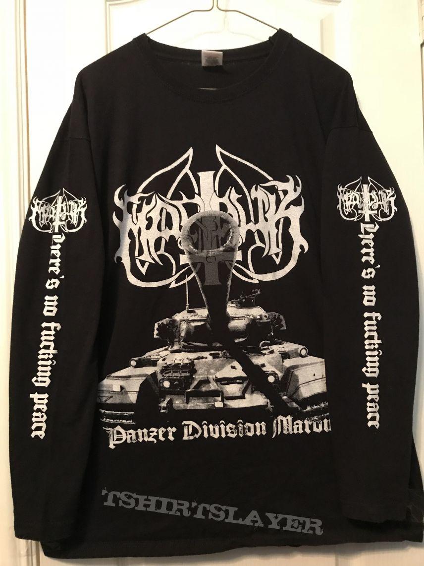 Herrenmode Panzer Division T-shirt Marduk T-shirts