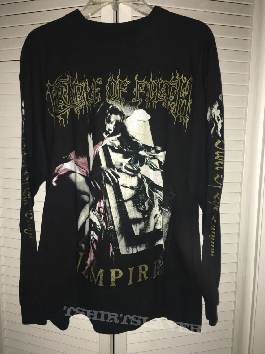 Cradle Of Filth Vempire 1996