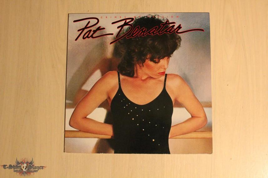 Pat Benatar - Crimes of Passion Vinyl