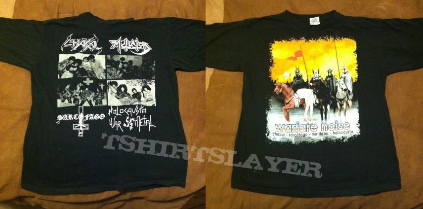 T-Shirt The Warfare Noise