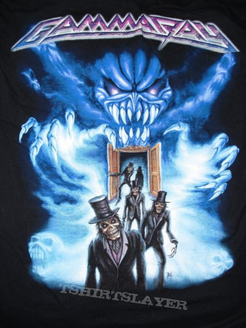 Skeletons In The Closet Tour 2002 Tshirtslayer Tshirt And