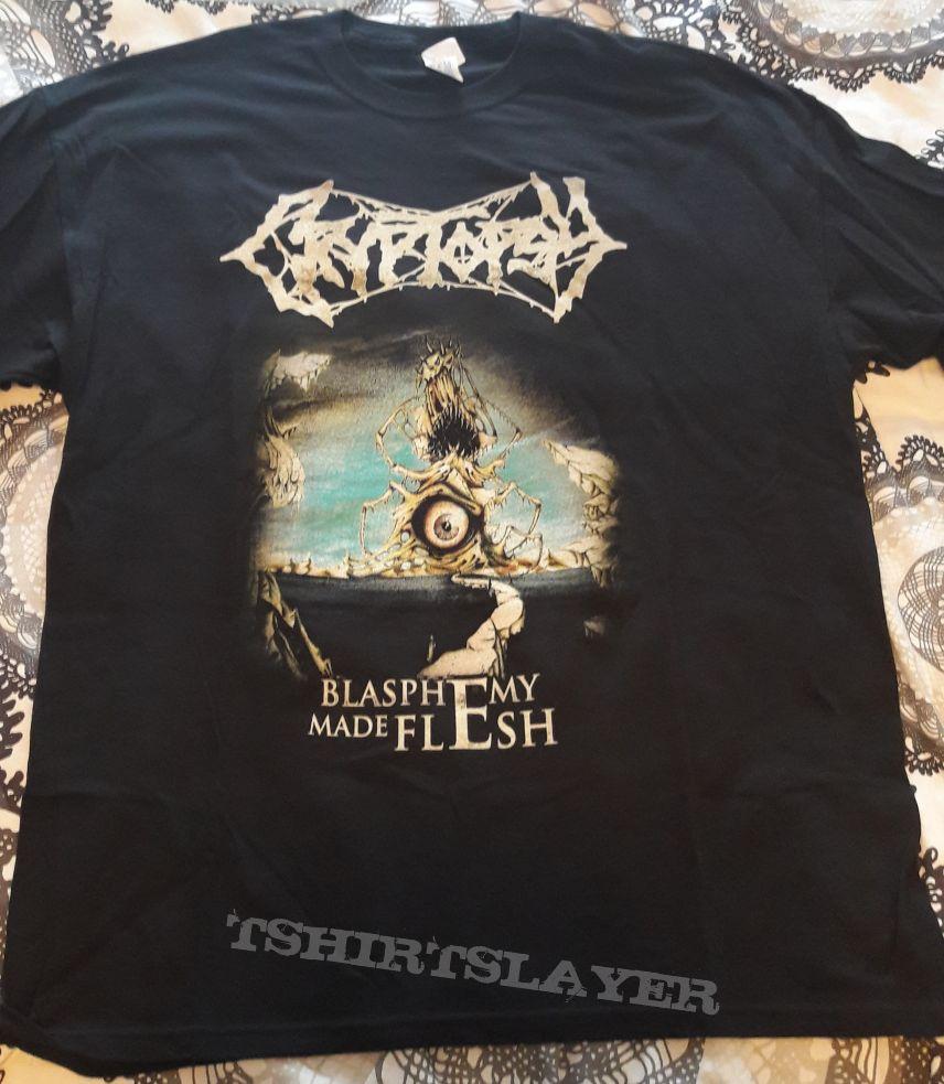 Cryptopsy Blasphemy made flesh Shirt