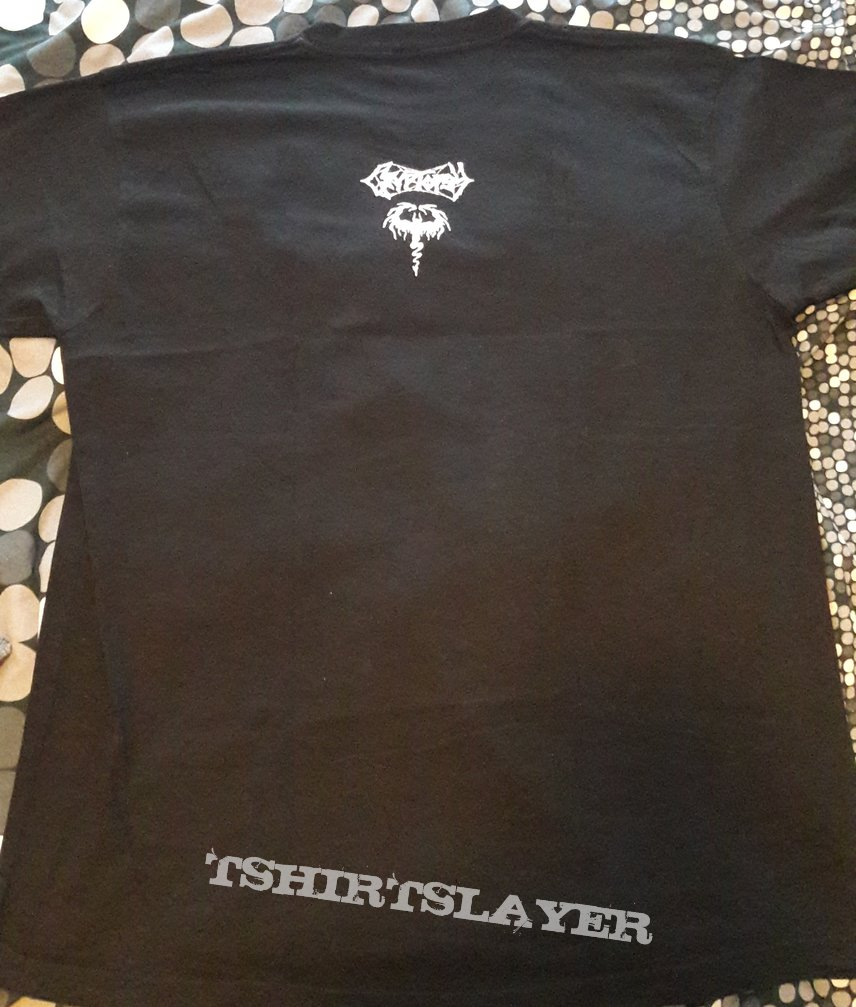 Cryptopsy Ungentle Exhumation Shirt 2006/2007