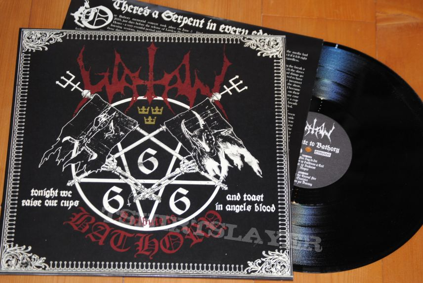 Watain - Bathory Tribute