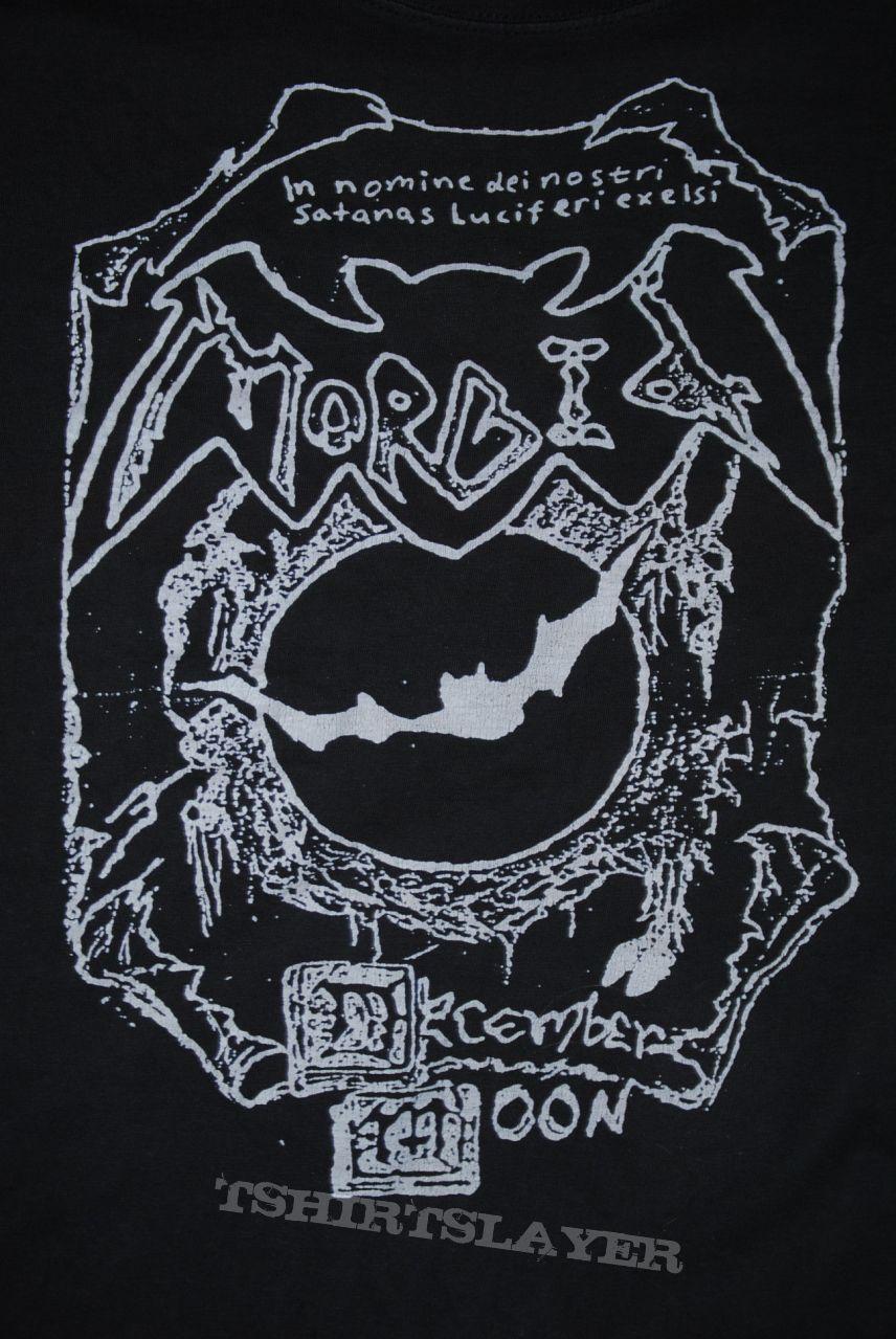 Morbid December Moon Shirt