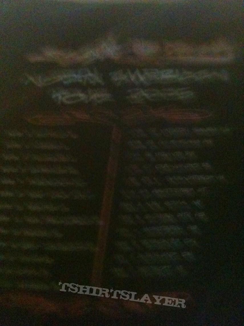 Soilwork Stabbing The Drama 2005 Tour