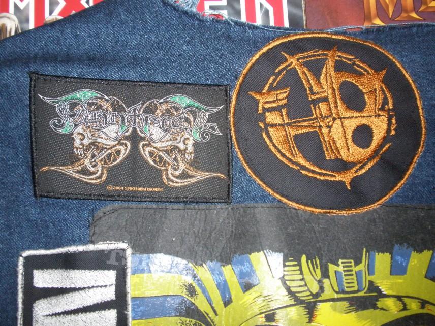 My battlejacket in its final form