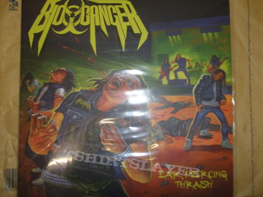 Bio-Cancer-Ear Piercing Thrash LP