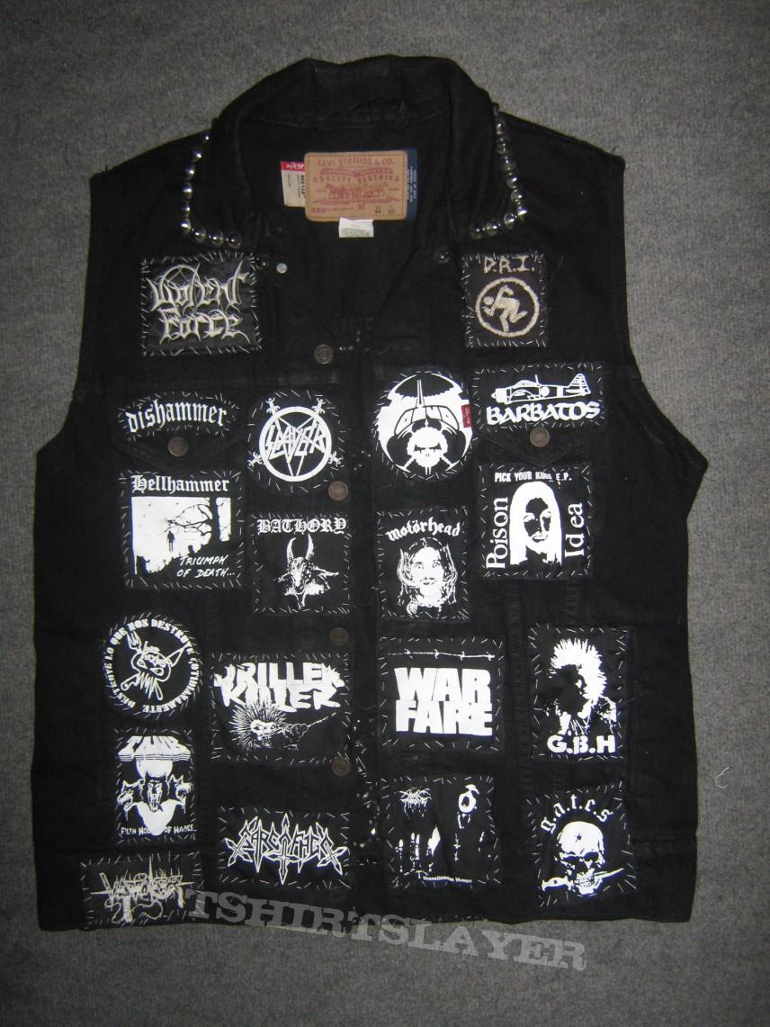 Black vest last update