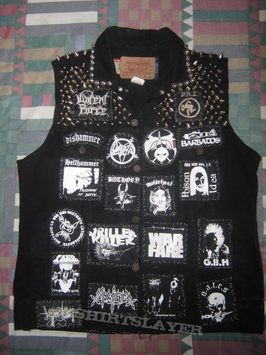 black vest third update