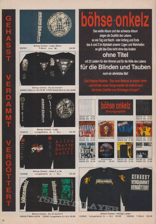 EMP catalogue 1994/5