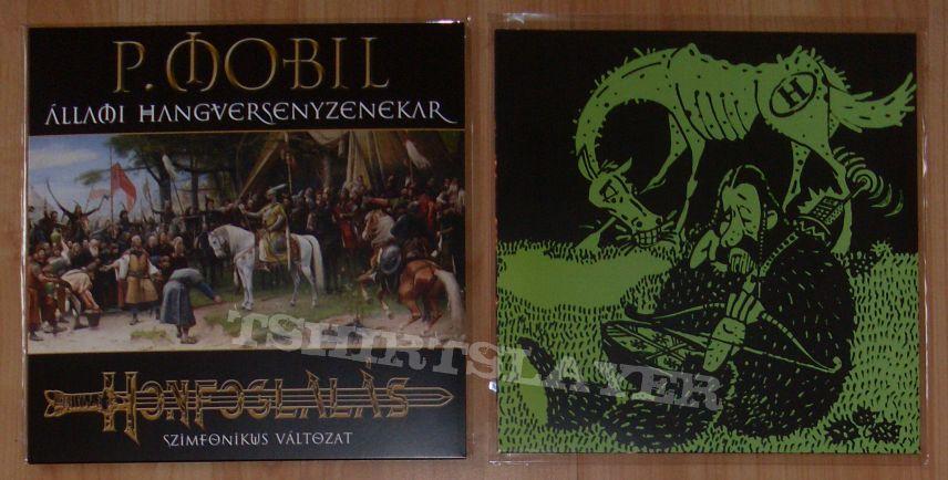 P. MOBIL - Honfoglalás new edition LP 2017
