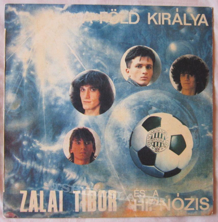 HIPNÓZIS A föld királya LP 1989
