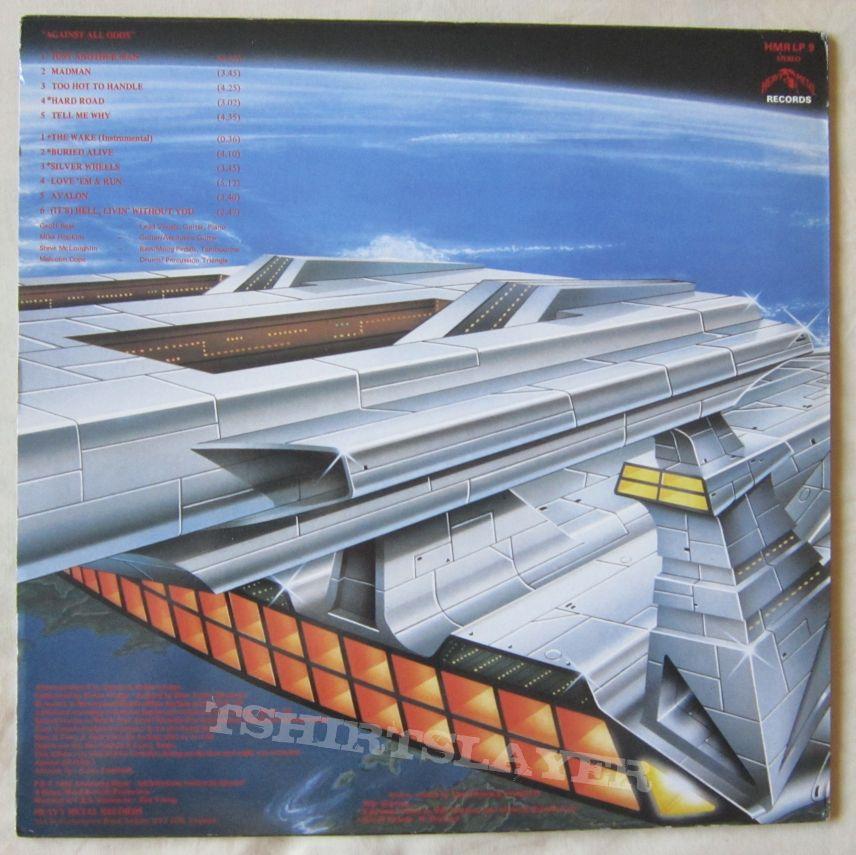 QUARTZ Against all odds LP 1983