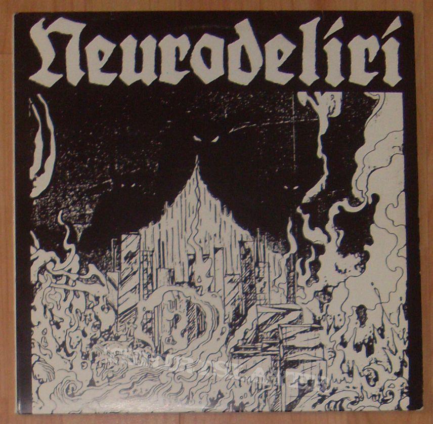 NEURODELIRI first album vinyl 1993!